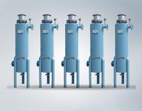 管道式加热器(适用于油、水、空气加热)
